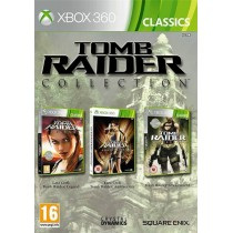 Tomb Raider Collection (Legend, Anniversary, Underworld) [Xbox 360]