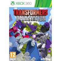 Transformers Devastation [Xbox 360]