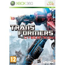 Transformers War For Cybertron [Xbox 360]