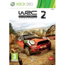 WRC 2 FIA World Rally Championship [Xbox 360]