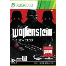 Wolfenstein The New Order [Xbox 360]
