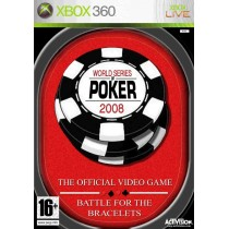 World Series of Poker 2008 [Xbox 360]