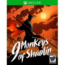 9 Monkeys to Shaolin [Xbox One]