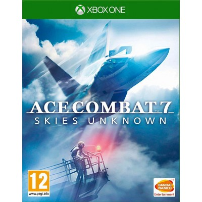 Ace Combat 7 Skies Unknown [Xbox One, русские субтитры]