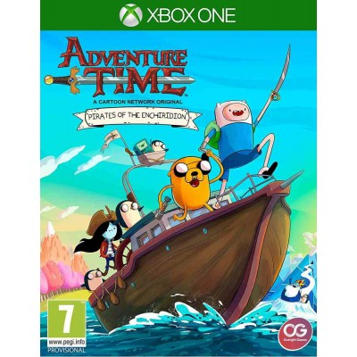 Adventure Time Pirates of the Enchiridion [Xbox One, английская версия]