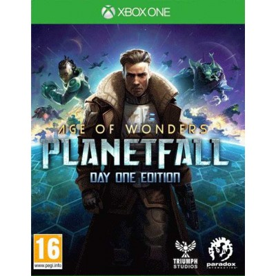 Age of Wonders Planetfall [Xbox One, русские субтитры]