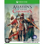 Assassins Creed Chronicles - Трилогия [Xbox One]