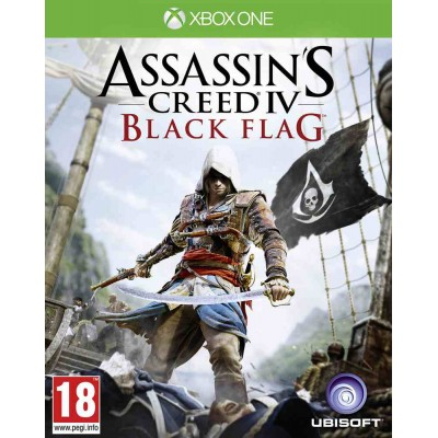 Assassins Creed IV Black Flag [Xbox One, русская версия]