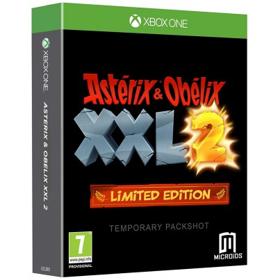 Asterix and Obelix XXL2 - Limited Edition [Xbox One, русские субтитры]
