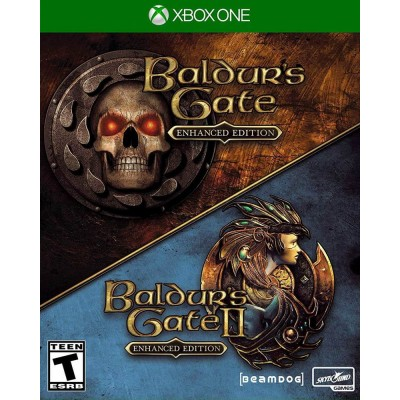 Baldurs Gate - Enhanced Edition [Xbox One, русская версия]