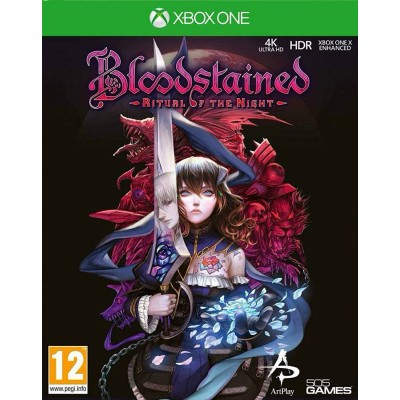 Bloodstained Ritual of the Night [Xbox One, русские субтитры]