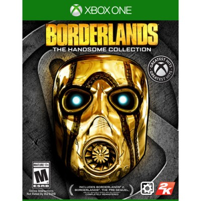 Borderlands The Handsome Collection [Xbox One, английская версия]