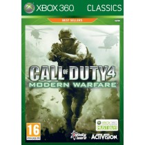 Call of Duty 4 Modern Warfare [Xbox 360]