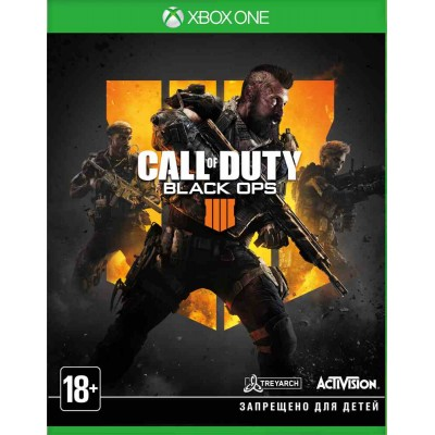 Call of Duty Black Ops 4 [Xbox One, русская версия]