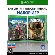 "Комплект ""Far Cry 4"" + ""Far Cry Primal"" [Xbox One]"