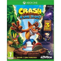 Crash Bandicoot N-Sane Trilogy [Xbox One]
