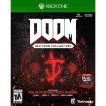 DOOM Slayers Collection (Doom + Doom2 + Doom3 + Doom 2016) [Xbox One]