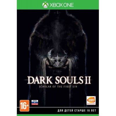 Dark Souls 2 Scholar of the First Sin [Xbox One, руссие субтитры]