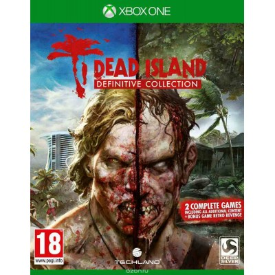 Dead Island - Definitive Collection [Xbox One, русские субтитры]