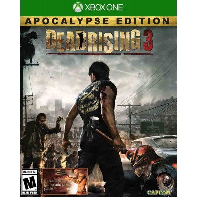 Dead Rising 3 - Apocalypse Edition [Xbox One, русская версия]