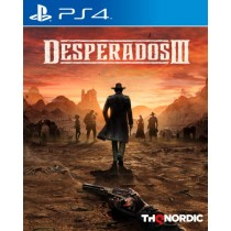 Desperados III [PS4]