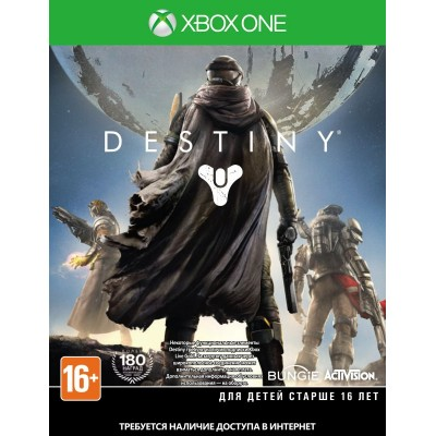 Destiny [Xbox One, русская документация]