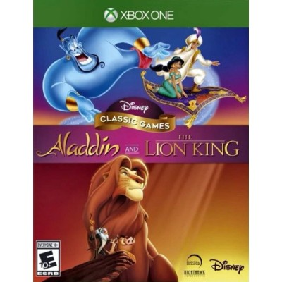 Disney Classic Games - Aladdin and The Lion King [Xbox One, английская версия]