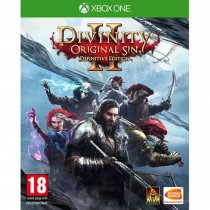 Divinity Original Sin 2 - Enchanced Edition [Xbox One]