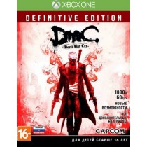 DmC Devil May Cry - Definitive Edition [Xbox One]