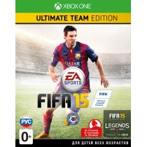 FIFA 15 - Ultimate Team Edition [Xbox One]