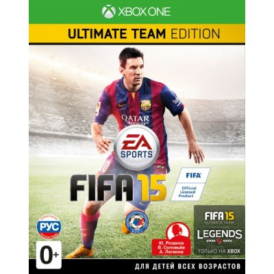 FIFA 15 - Ultimate Team Edition [Xbox One, русская версия]