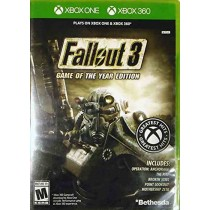 Fallout 3 - Game of the Year Edition [Xbox One, 360]