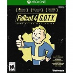 Fallout 4 Game of the Year Edition [Xbox One, русские субтитры]