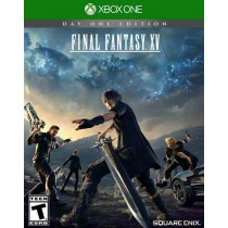 Final Fantasy XV - Day One Edition [Xbox One]