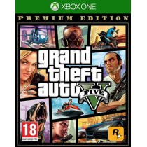 Grand Theft Auto V (GTA 5) - Premium Edition [Xbox One]