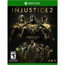 Injustice 2 - Legendary Edition [Xbox One]