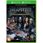 Injustice Gods Among Us - Ultimate Edition [Xbox One / 360]