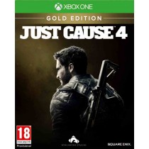 Just Cause 4 - Золотое издание [Xbox One]