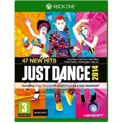 Just Dance 2014 [Xbox One, русская документация]