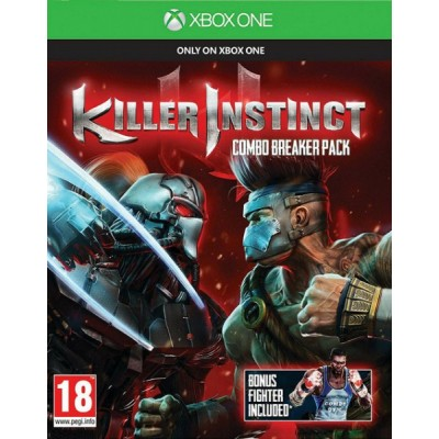 Killer Instinct Combo Breaker Pack [Xbox One, русская версия]
