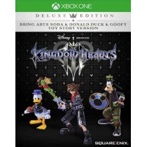 Kingdom Hearts 3 Deluxe Edition [Xbox One]