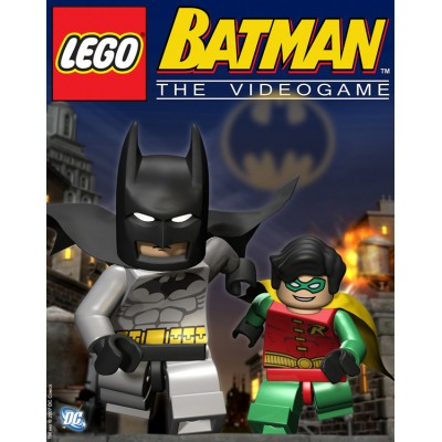 LEGO Batman The Video Game [Xbox One - 360, английская версия]