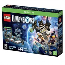 LEGO Dimensions Starter Pack (Стартовый набор) [Xbox One]