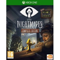 Little Nightmares - Complete Edition [Xbox One]