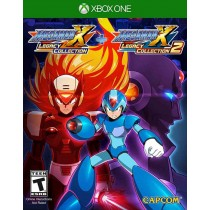 Mega Man X Legacy Collection 1 + 2 [Xbox One]
