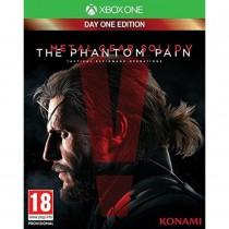 Metal Gear Solid V The Phantom Pain - Day 1 Edition [Xbox One]