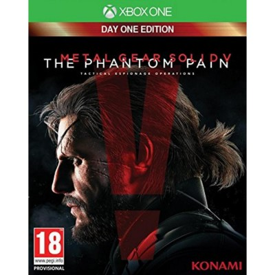 Metal Gear Solid V The Phantom Pain - Day 1 Edition [Xbox One, русские субтитры]