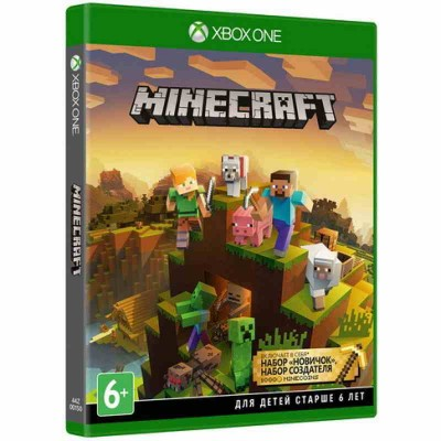 Minecraft - Master Collection [Xbox One, русская версия]