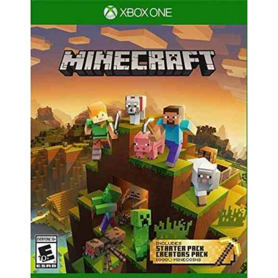 Minecraft - Starter Collection [Xbox One, русская версия]