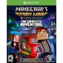 Minecraft Story Mode - Complete Adventures [Xbox One]